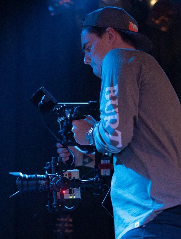 Cinematograper, Photographer, Editor Petter Jensen