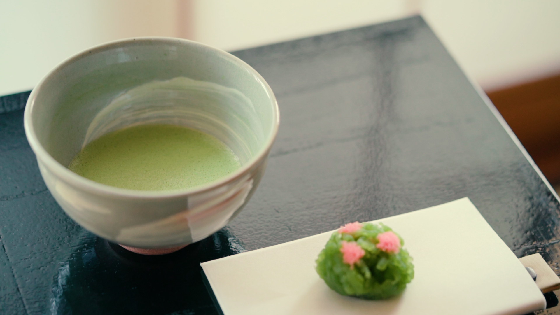 OTEMOTO #2 –  Making Matcha Tea (Headphones recommended!)