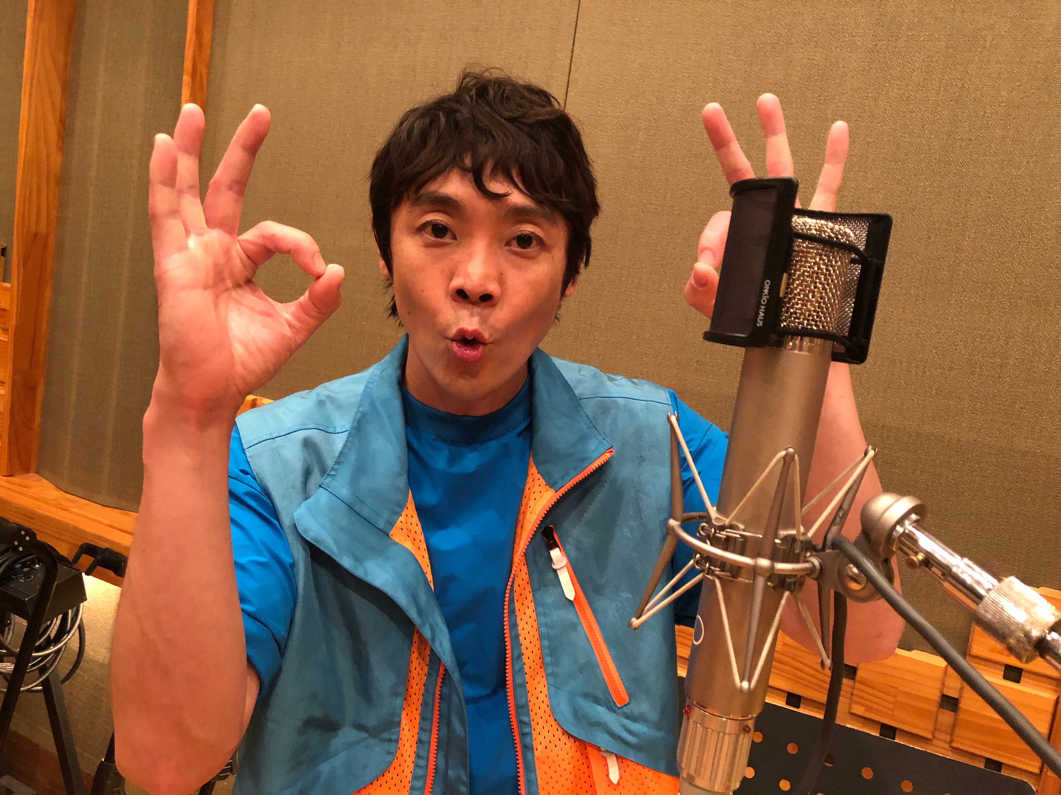 "#5 Yoshihisa Kobayashi                   ""DJ Sanpo"""